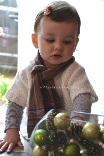 look hiver petite fille