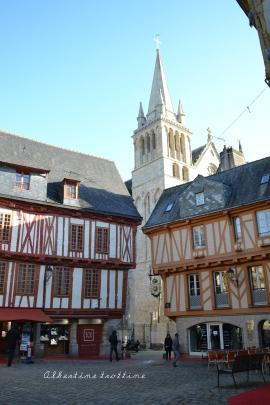 centre historique vannes
