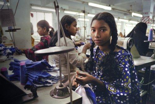 bangladesh sweatshop