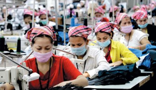 china sweatshop
