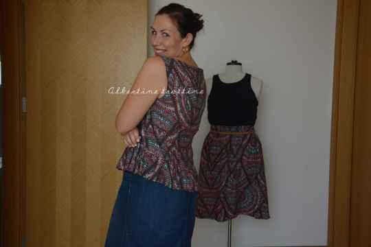 blouse peplum 5