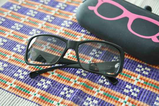 diy lunettes