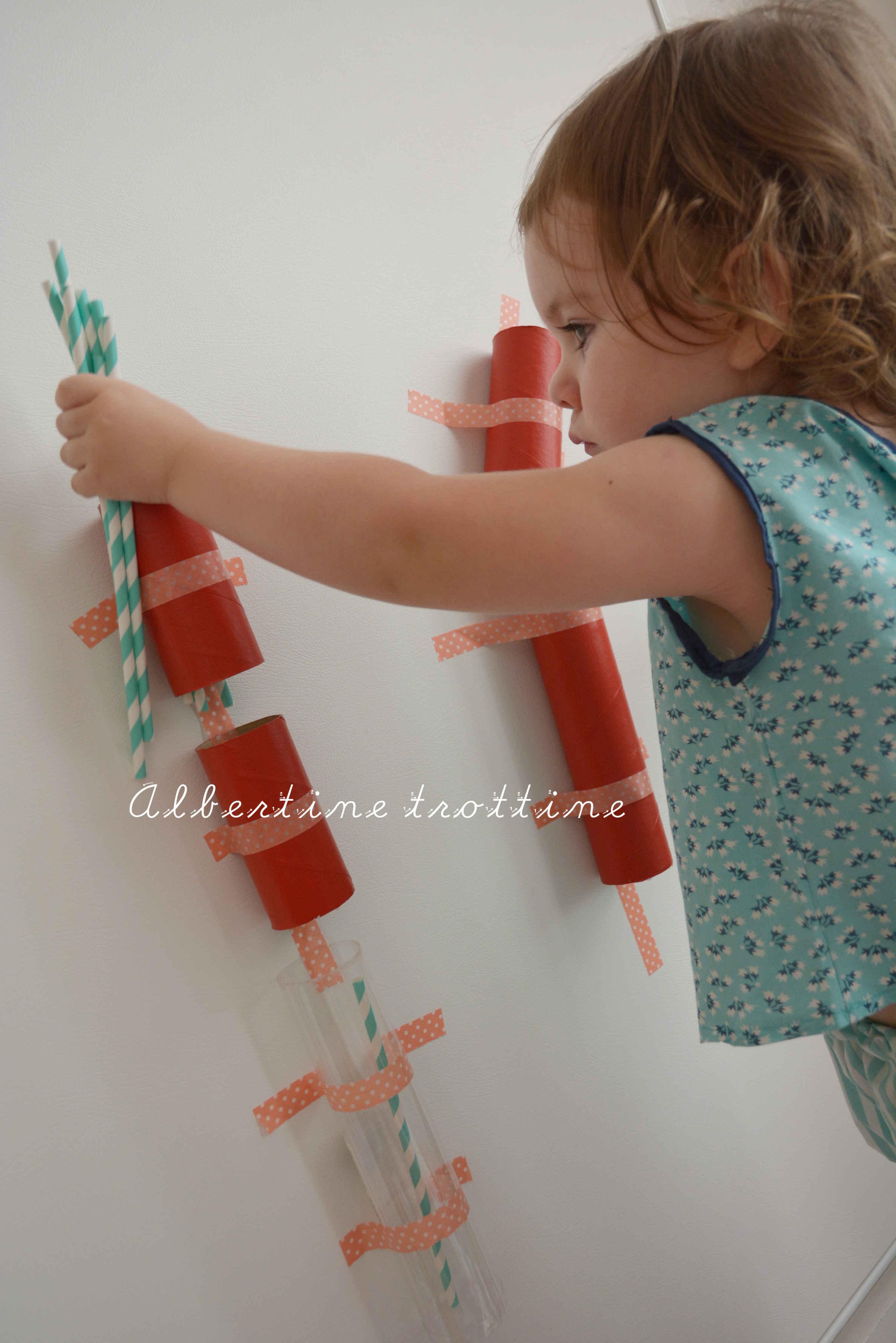 diy rouleaux de papier toilette jeu enfant albertine trottine. Black Bedroom Furniture Sets. Home Design Ideas