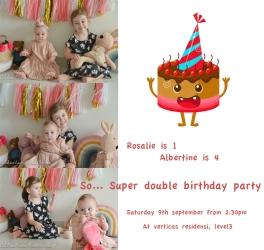 double bday